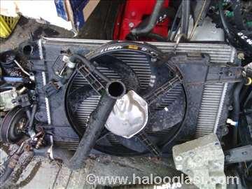 Hladnjak i ventilator Lancia Lybra 2.0