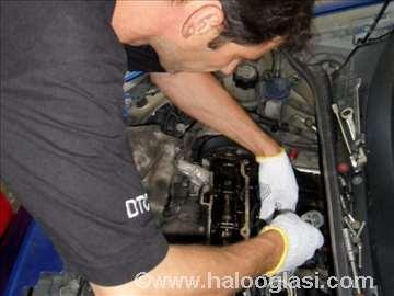 Mehaničarski deo Citroen Peugeot