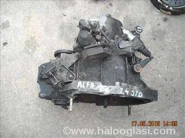 Menjac Alfa 156 2.4 jtd