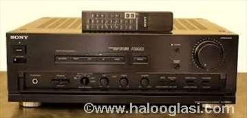 Pojačalo Sony TA-F590 ES sa daljinskim 2x85W