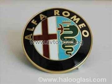 Znak alfa romeo