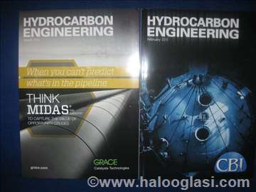 Hidrocarbon Engineering - 4 komada