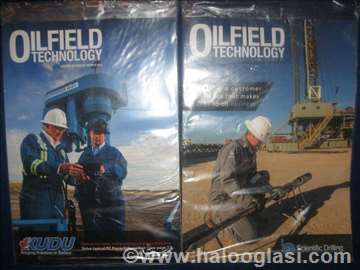 OilField Technology- komplet 4 komada