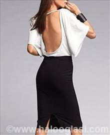 Satenska suknja - Novo