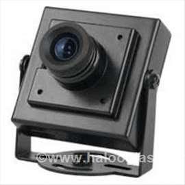 Kolor miniature kamera