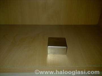 Neodimium magnet N52-extra extra jak 50x50x25mm