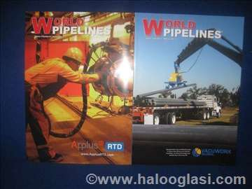 World Pipelins- 4 komada
