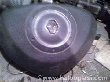 Airbag reno laguna 2
