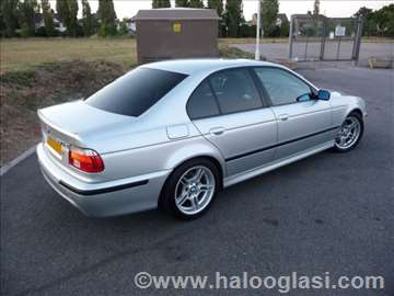 Bmw e39 lip spojler