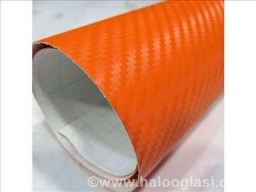 Carbon 3D BUBBLE FREE orange