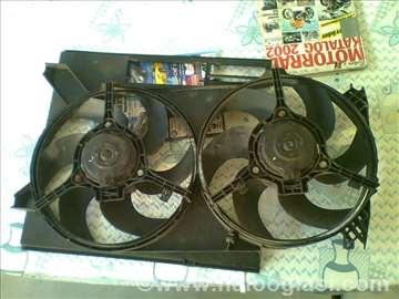 Ventilator i Airbagovi FREELANDER '01,02