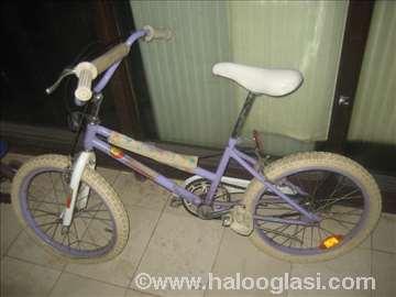 Bicikl2 dečji, neispitan zamena