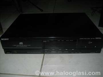 CD player Sony neispitan