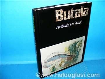 Daniel Butala monografija