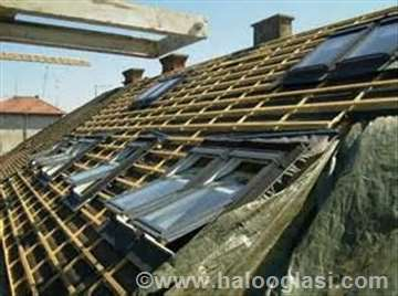 Rekonstrukcija - sanacija krovova