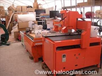 CNC mašina sa rotacijom