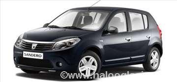 Dacia Sandero 1.5 DCI rent a car