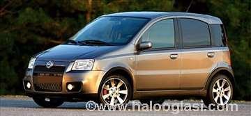 Fiat Panda 1.2 rent a car