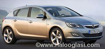 Opel Astra J 1.7 TDI rent a car