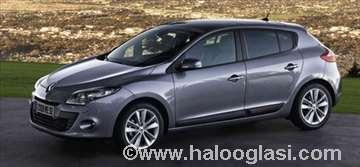 Renault Megane 1.6  rent a car