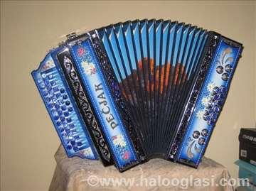 Časovi klavirske harmonike