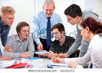 Računovodstvo - časovi studentima