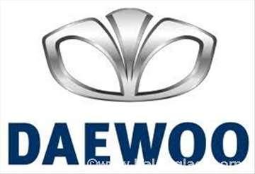 Daewoo novi delovi