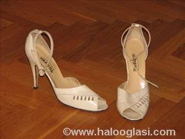 VARESE kožne sandale