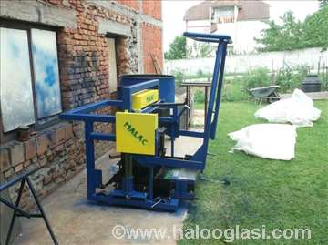 Mašina za izradu betonskih blokova