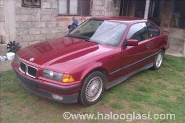 BMW E36 delovi kupe/limuzina/kompakt