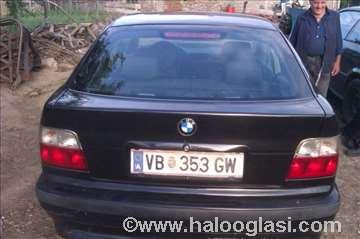 BMW E36 kompakt gepek vrata