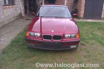 BMW E36 prednji branik