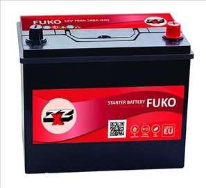 Novi Fuko akumulatori za Japanska vozila