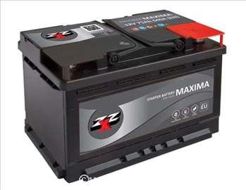 Novi Maxima akumulatori za sva vozila