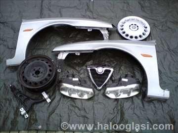 Polovni delovi Alfa 156 i 147