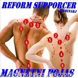 Magnetni pojas za kičmu i vrat - rešite se bolova