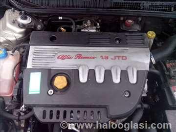 Poklopac motora alfa 147 156 jtd