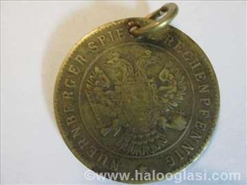 Velika Nirnberska marka 35mm Franc Josef