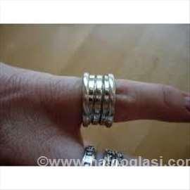 Bvlgari prsten B-Zero Unisex model