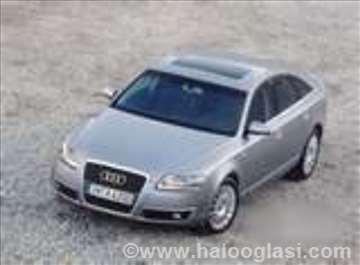 Audi A6 04. svetla