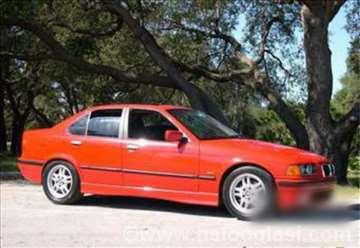 BMW E36 limarija branik