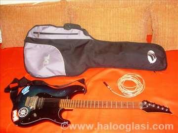 Ručno pravljena električna gitara