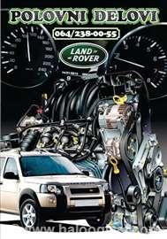 Land rover freelander polovni orginalni delovi