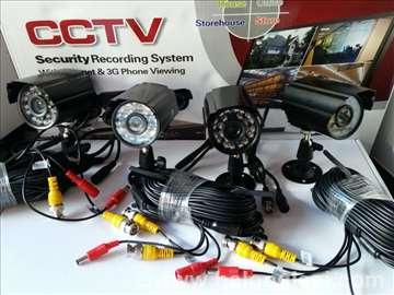 Video nadzor sa 4kamere novo