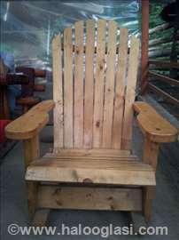 Drvena stolica