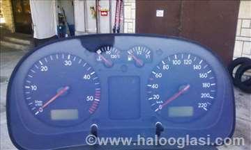 Km sat Volkswagen Golf 4