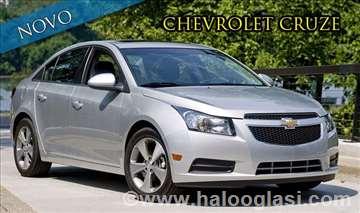 Chevrolet Cruze rent a car