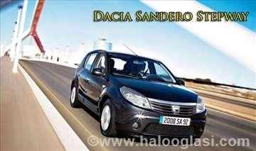 Dacia Sandero  rent a car