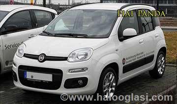 Fiat Panda rent a car