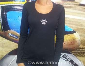 Majica ženska dug rukav